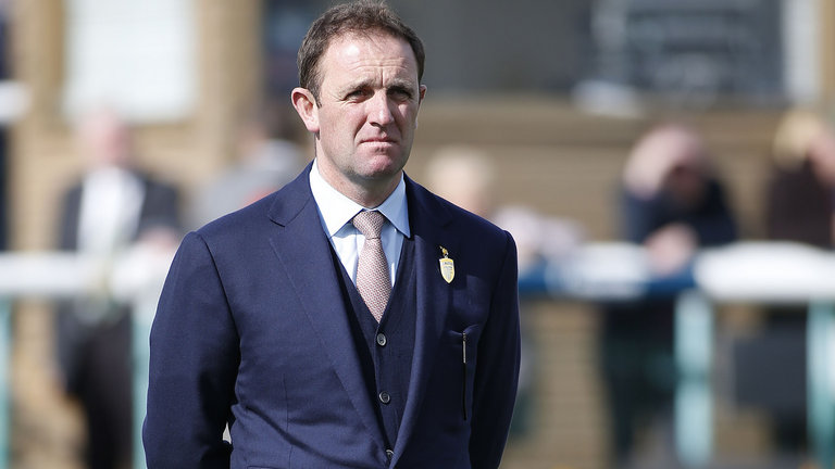 Appleby Enjoys Breeders' Cup Success