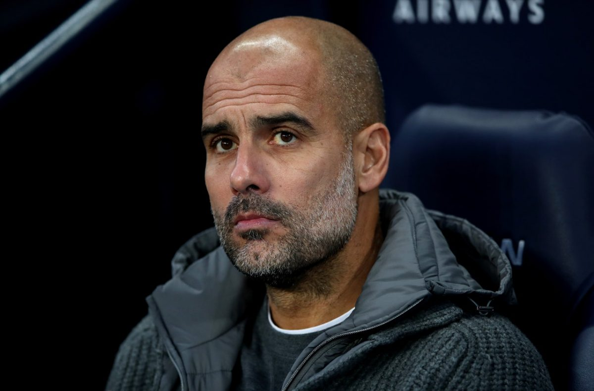 Guardiola – City Not Interested In January Additions
