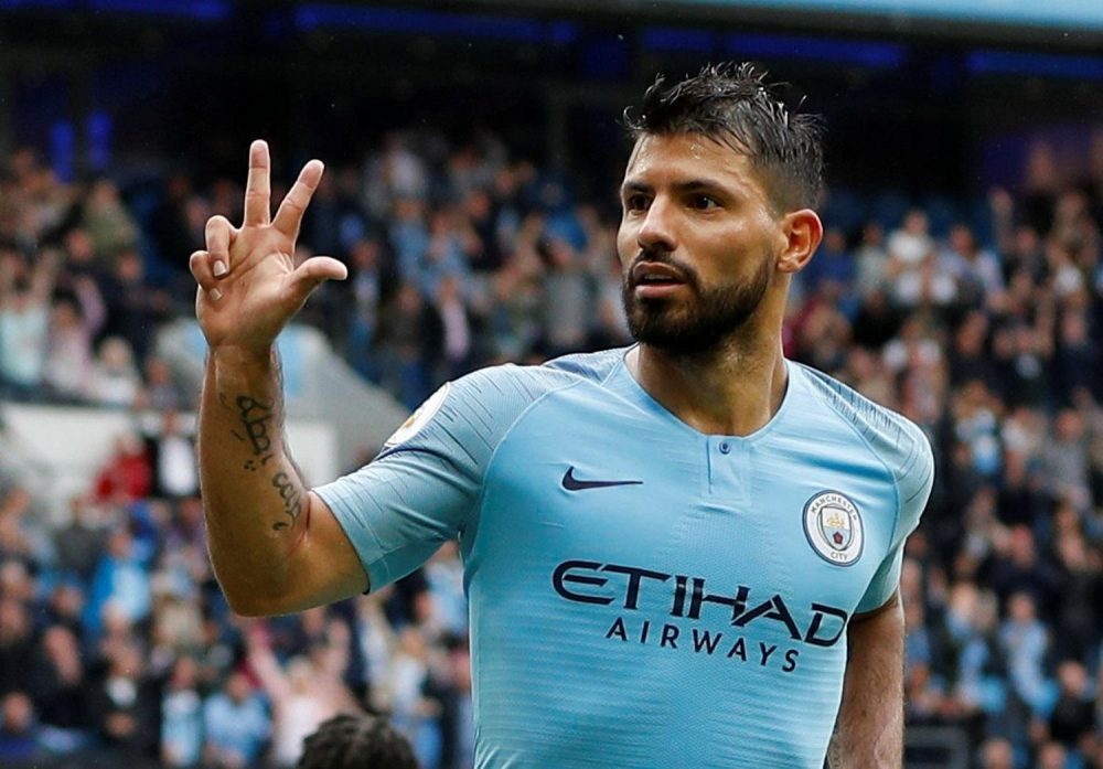 City Striker Back For Manchester Derby