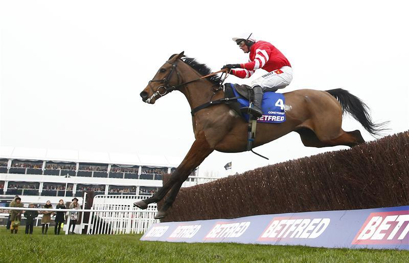 Coneygree Emerges Unscathed From Comeback Run