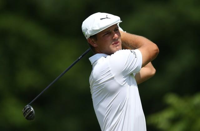 DeChambeau Shares The Lead In Vegas