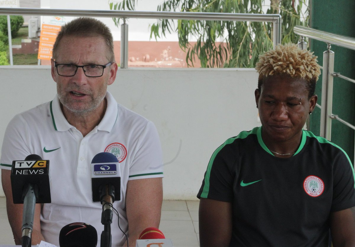 Dennerby Targets Successful AWCON Title Defence