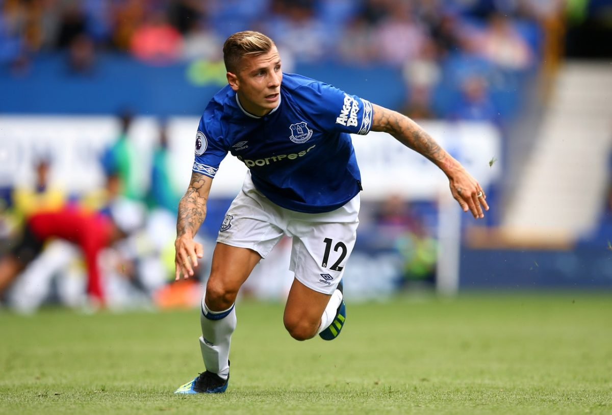 Digne Reveals Silva's Influence In Everton Move