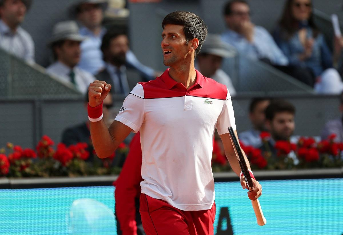 Djokovic Maintains Perfect Record In London