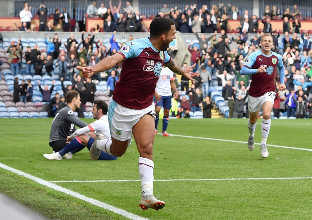 Dyche expects more from Clarets winger