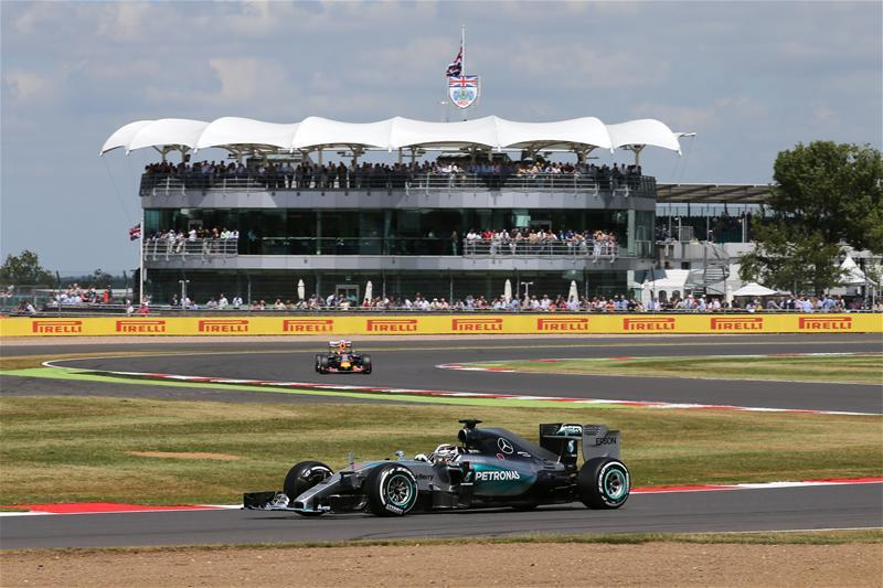 F1 Bosses Hint At Silverstone Exit