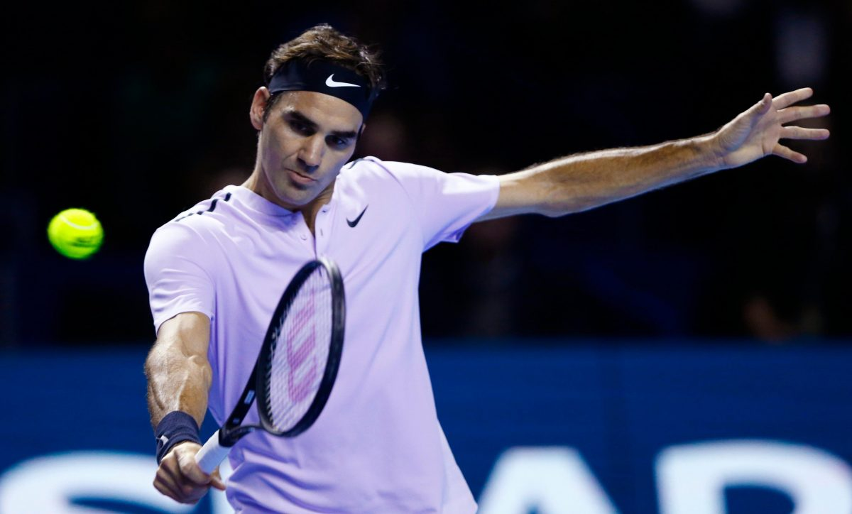Federer Puts Backing Behind London