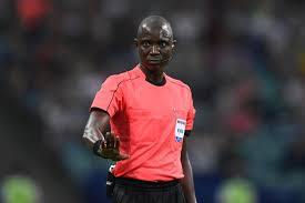CAF Picks Gambia's Gassama As Centre Referee For Bafana, Super Eagles Clash