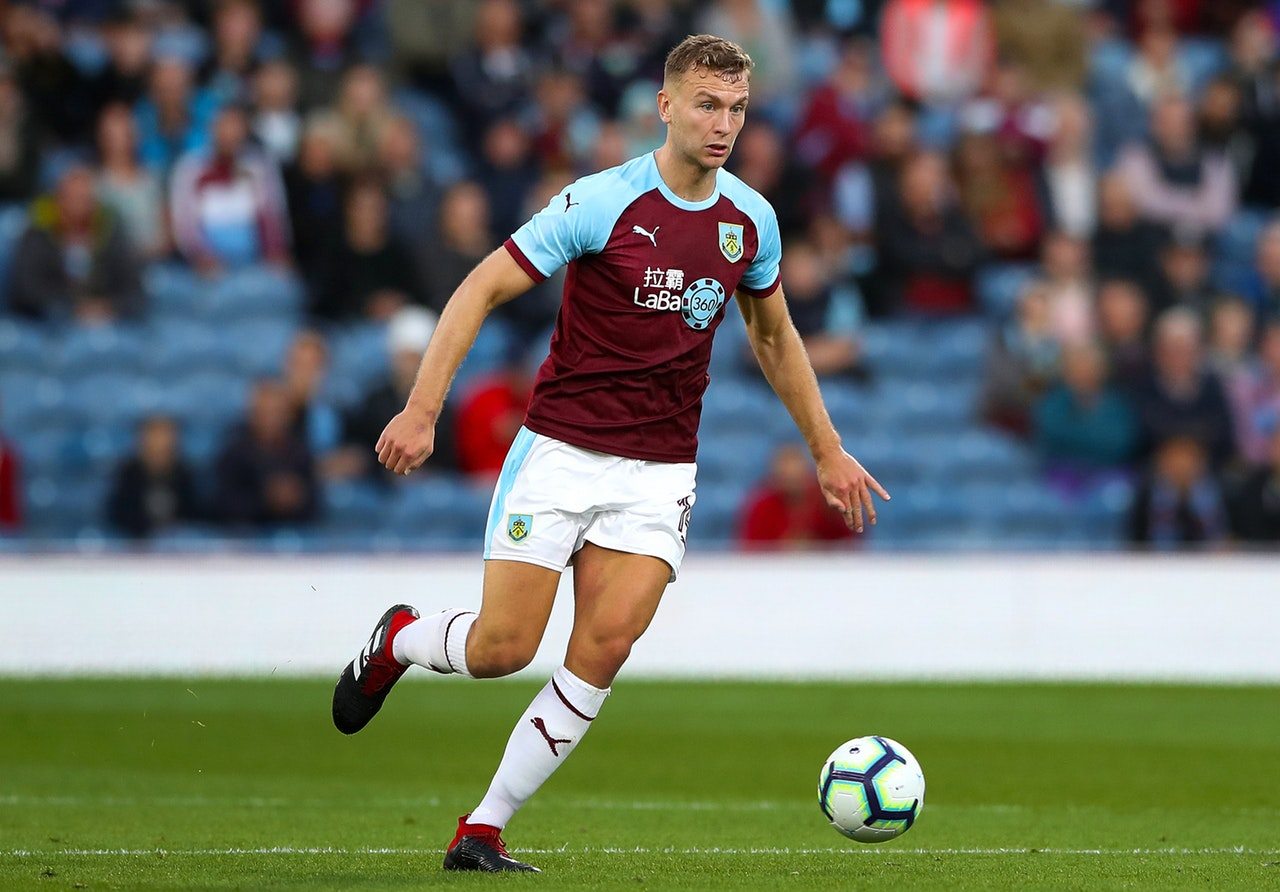 Gibson Eager To Make Burnley Return