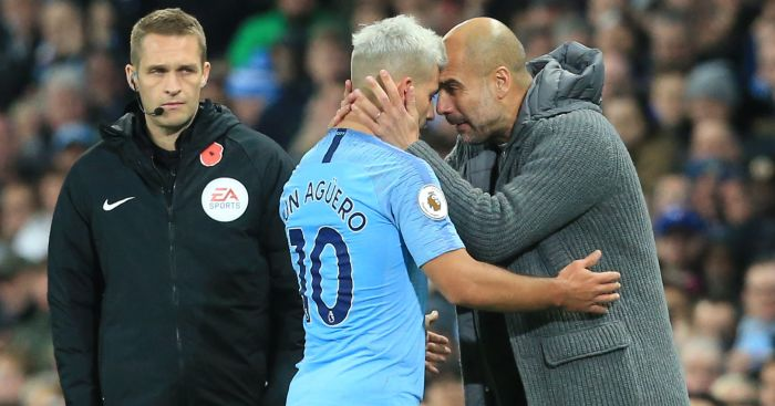 Guardiola Satisfied With Derby Spoils
