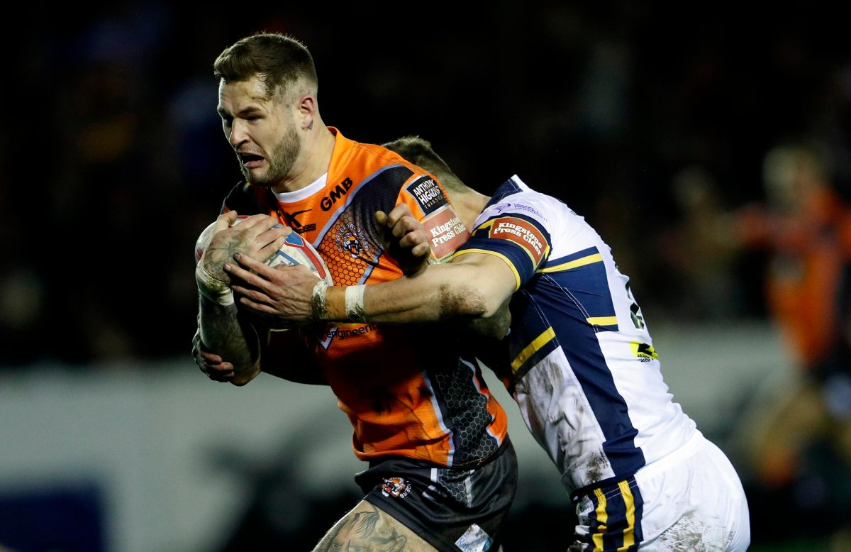 Hardaker Gets Warriors Backing