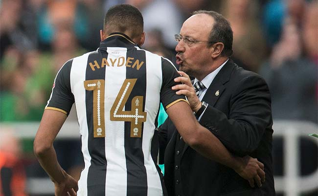 Benitez Impressed By Hayden Form