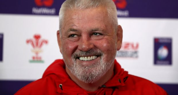 Gatland Keeping His World Cup Cool