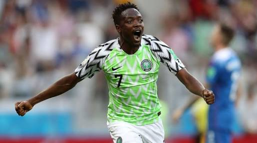 Musa Targets Three Points Against Bafana Bafana