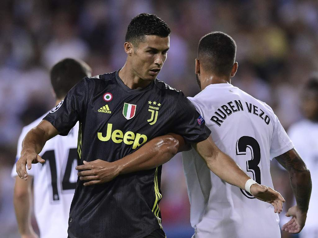 UEFA Champions League Preview: Valencia Out To Cause Upset Away To Juventus