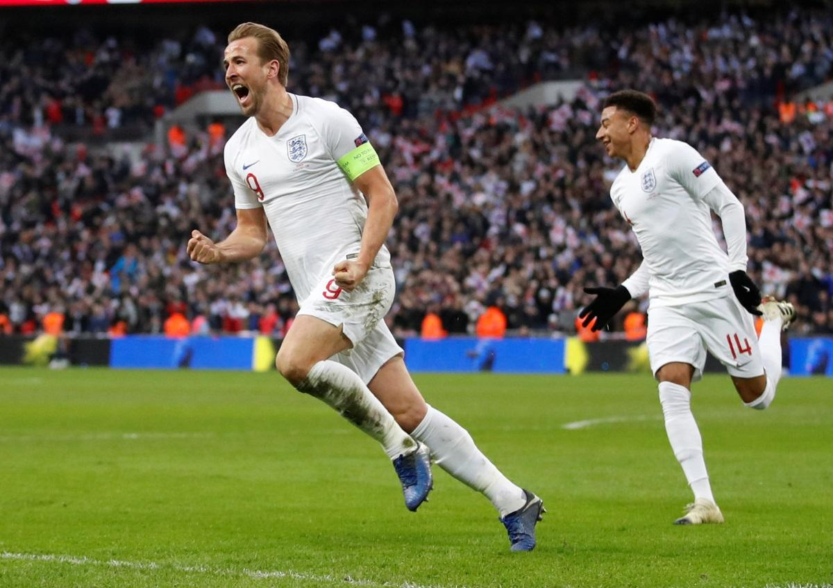 Kane Is The World's Best -Southgate