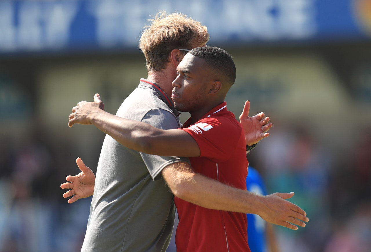 Klopp Insists Sturridge Remains In Contention