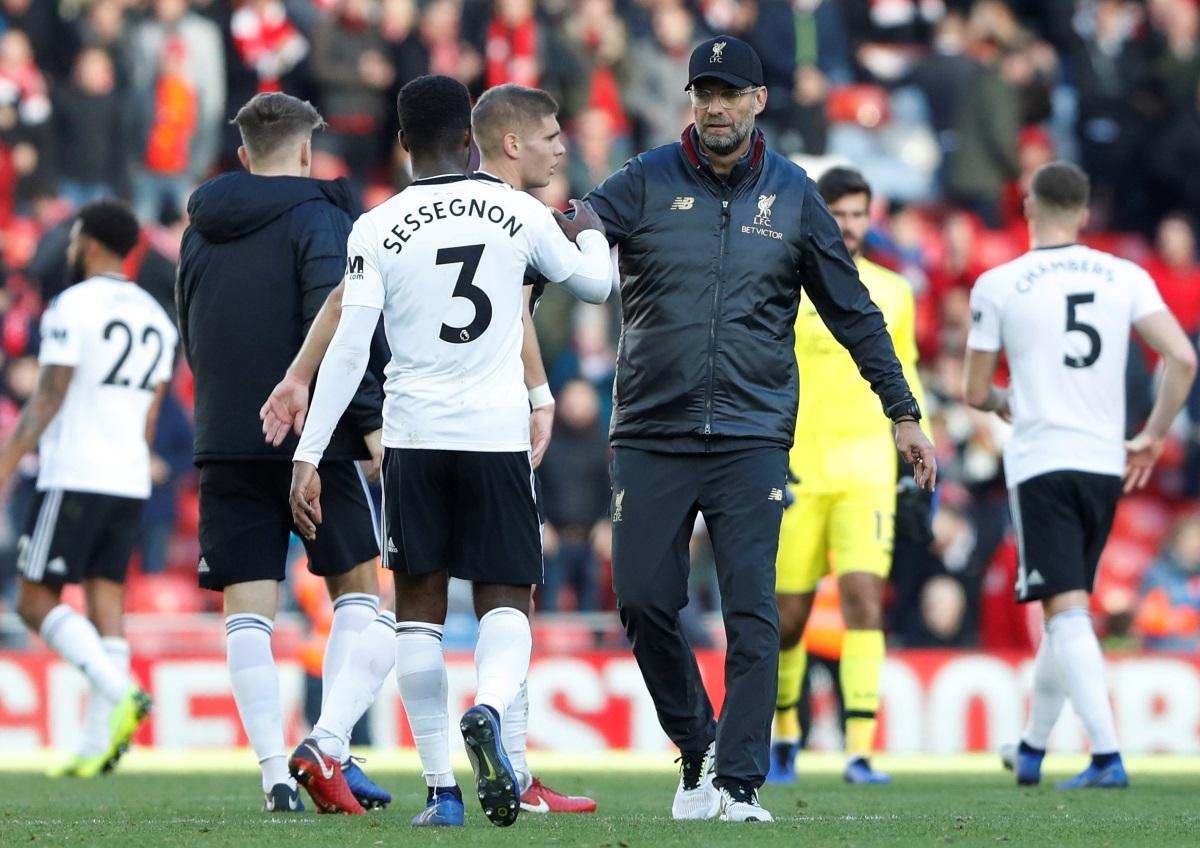 Klopp Makes 'Lucky' Win Admission