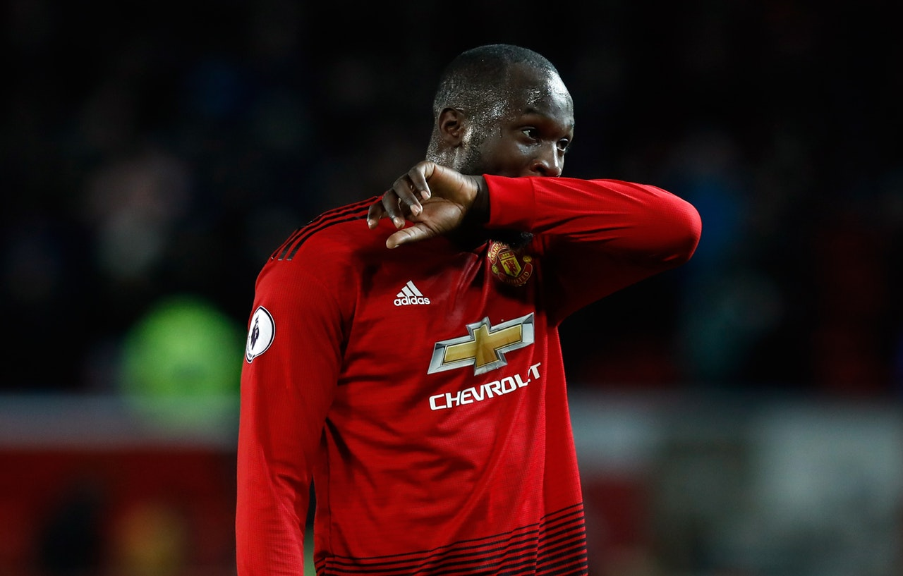 Lukaku Out Of Juve Clash