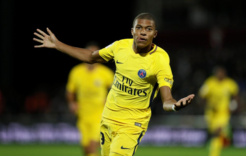Mbappe Doubts PSG's Euro Credentials