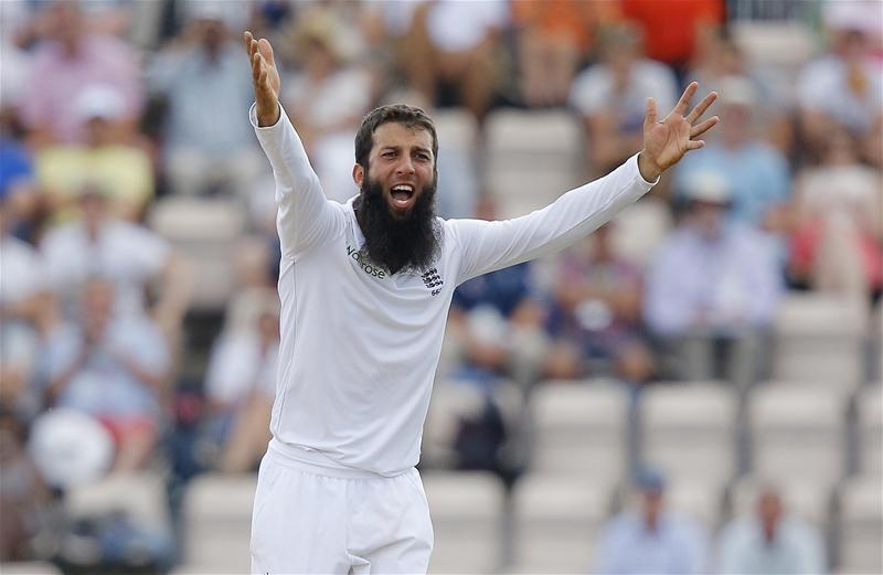 Moeen Puts England In Command