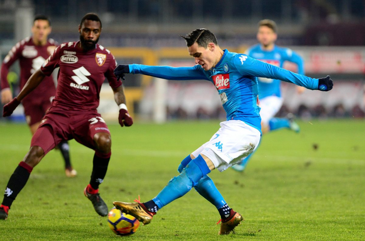 Napoli Forward Unconcerned By Goal Drought