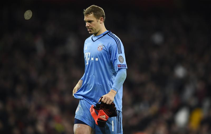 Neuer Fires Bayern Rallying Call