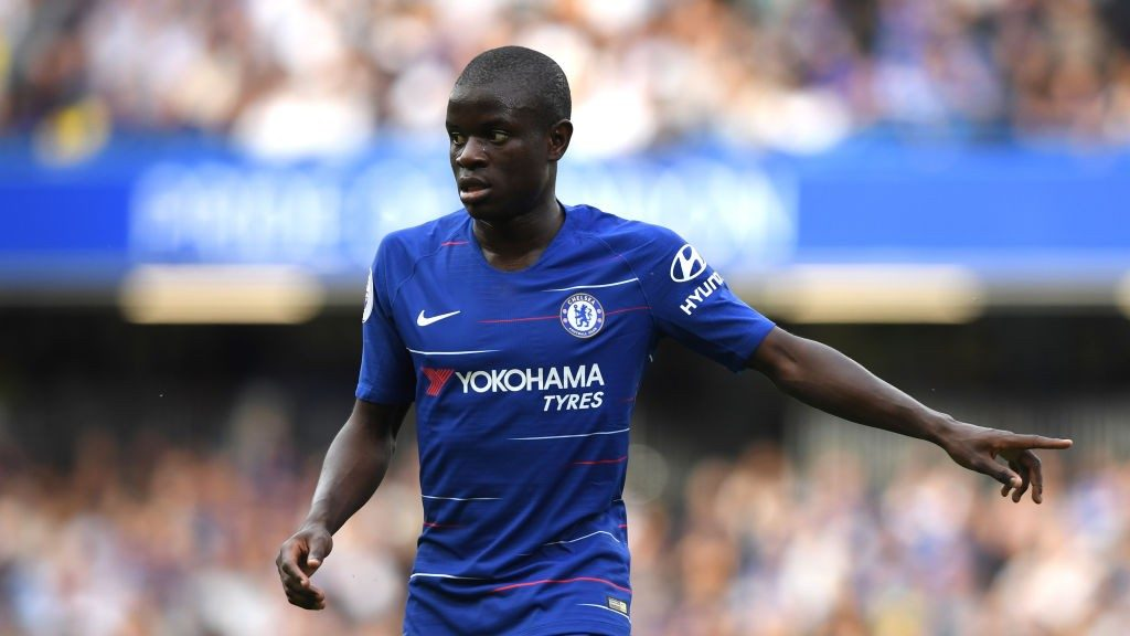 PSG To Miss Out On Kante