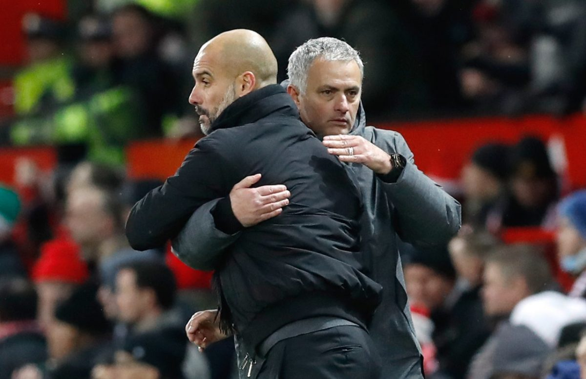 Not About Me And Mourinho – Guardiola