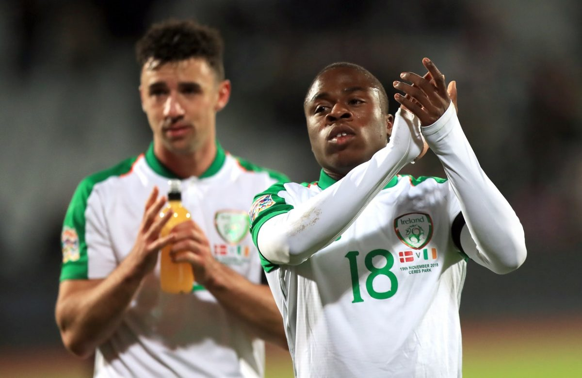 Obafemi Makes Republic Of Ireland Bow