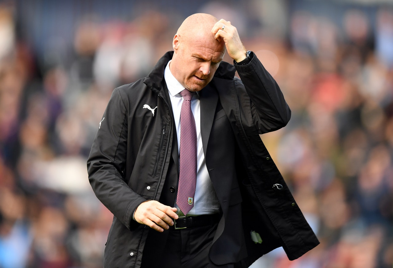 Poor Run Is Fuel For Clarets – Dyche