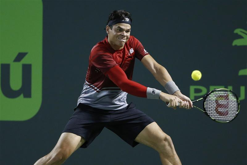 Raonic Explains Paris Withdrawal