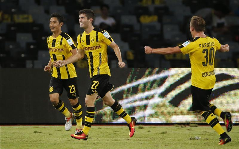 Reds Step Up Interest In BVB Star