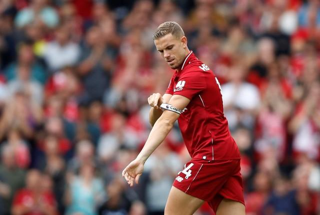 Reds Welcome Back Captain