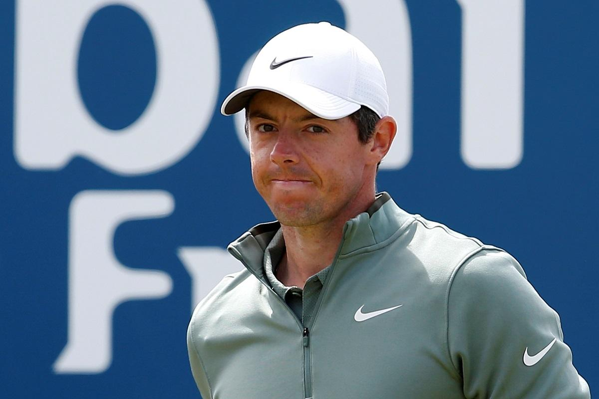 Rory Not Giving Up On Catching Molinari