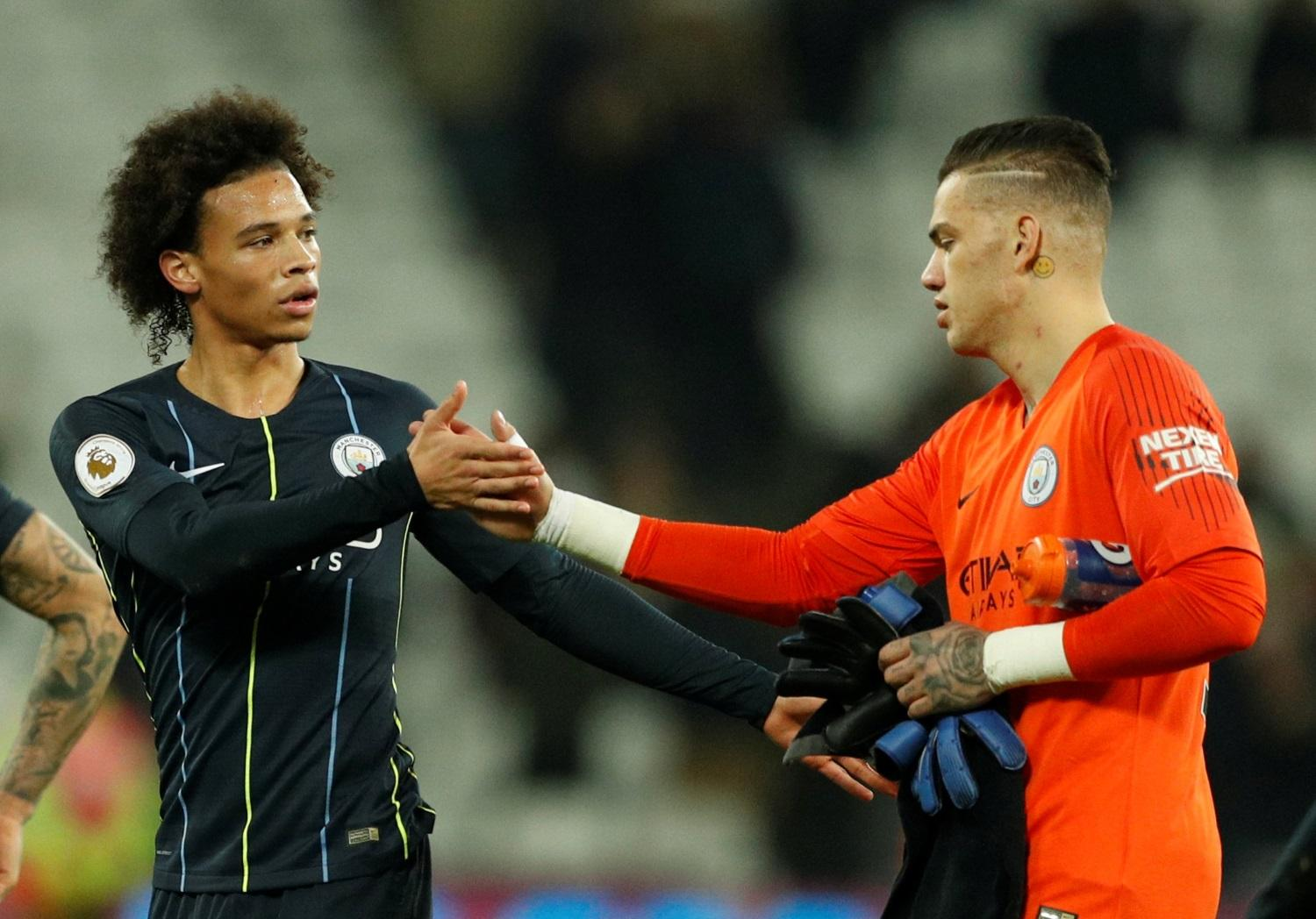 Sane Quick To Praise Sterling