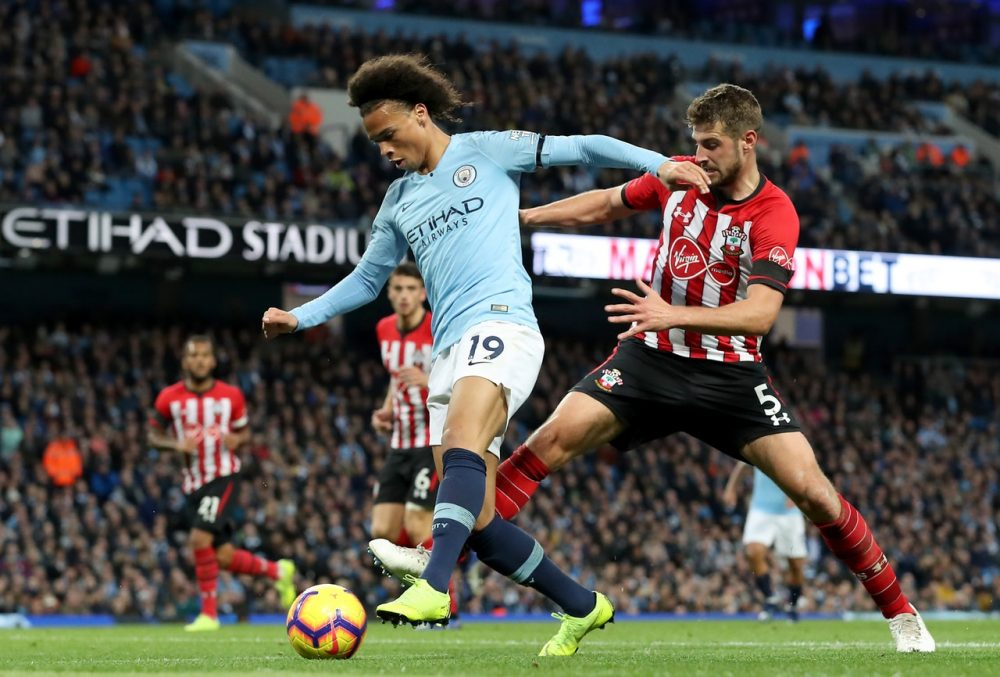 Sane Shoots Down United Talk