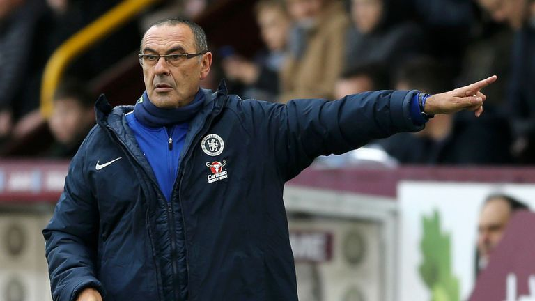 Sarri, Guardiola, Howe, Hughton Up For October Manager Of The Month