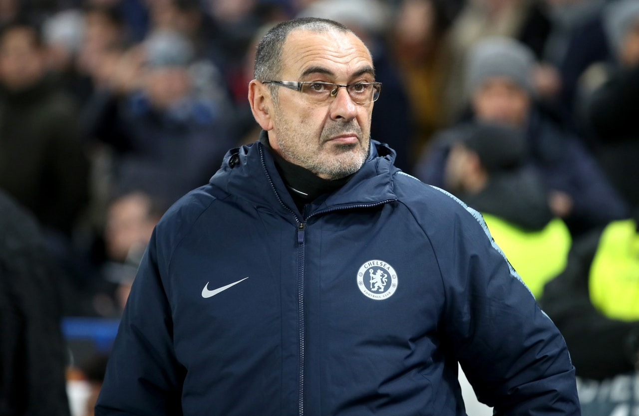Sarri Reluctant To Make Changes