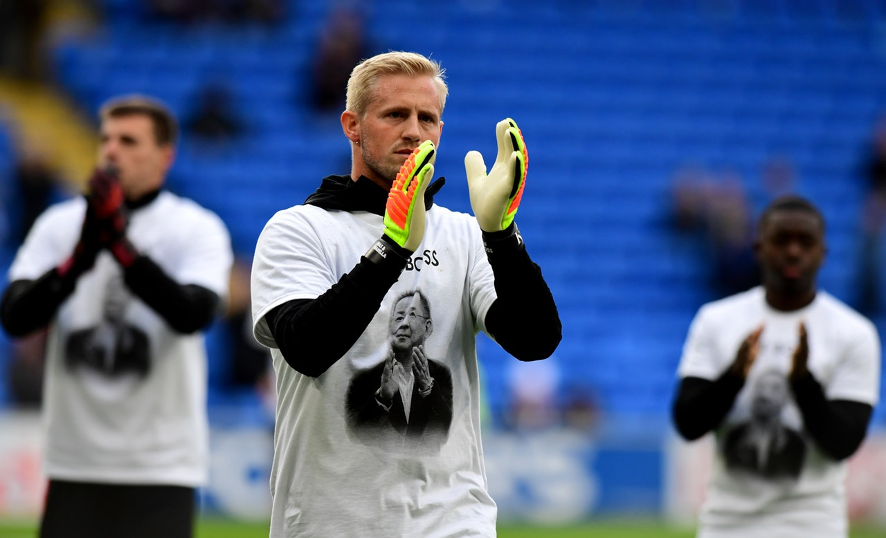Schmeichel Grateful For Cross-Club Support
