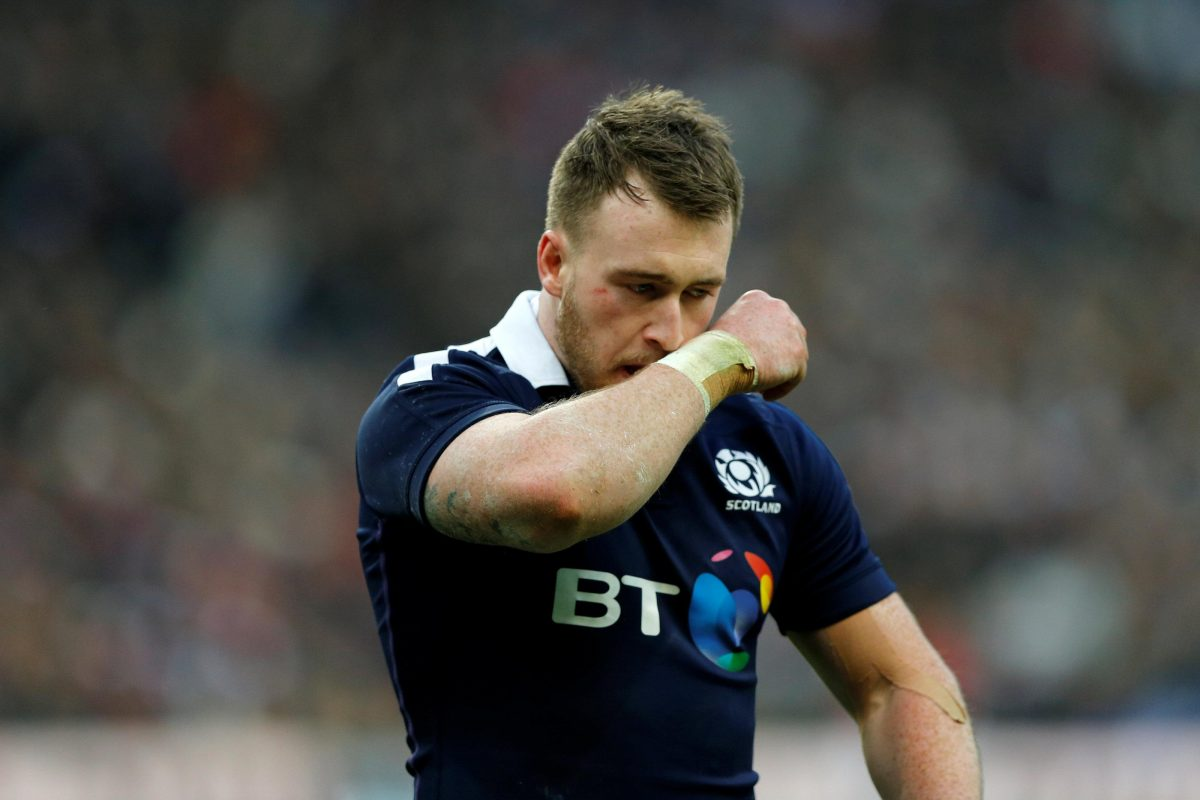 Scotland Coach Unconcerned By Hogg Return Risk