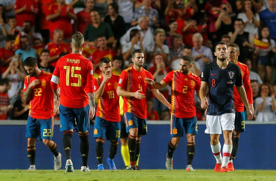 UEFA Nations League Preview: Spain And Croatia To Lock Horns In Tie Of The Round