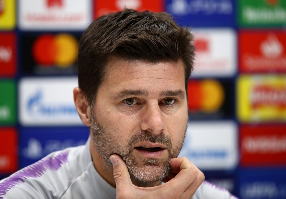 Spurs Can Go Through Says Poch