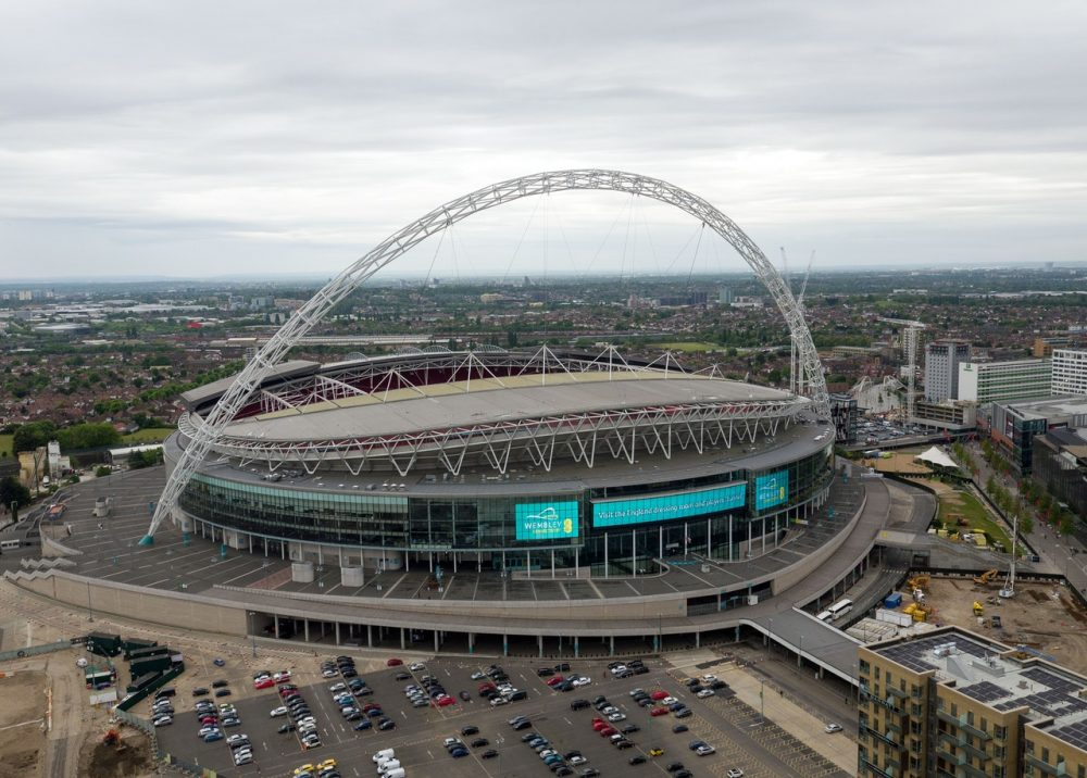 Spurs' Wembley Attendances To Be Capped