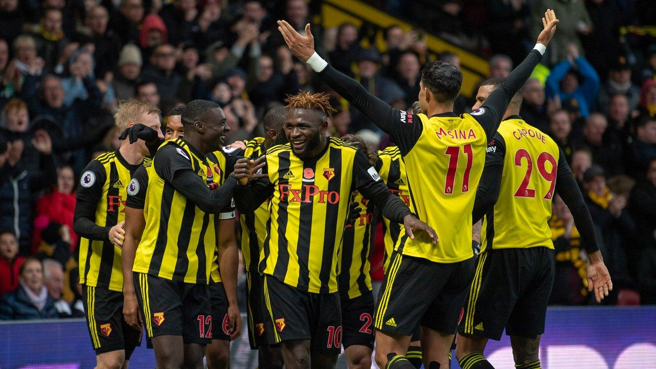 Success Nominated For Watford  October Goal Of The Month Award
