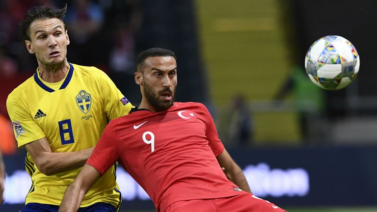 UEFA Nations League Preview: Sweden Looking To Play Catch Up As They Travel To Turkey