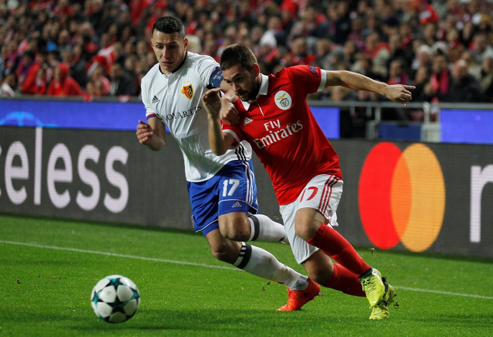 Toffees Target Benfica Star