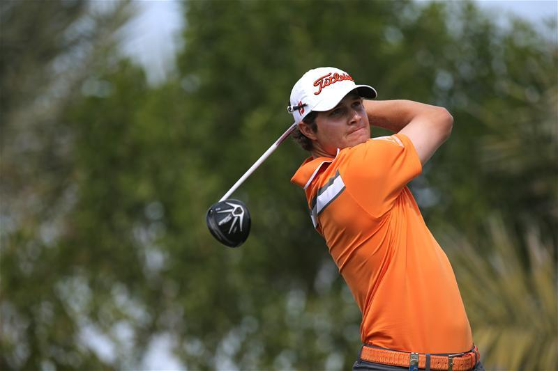 Uihlein Sets The Pace In Vegas