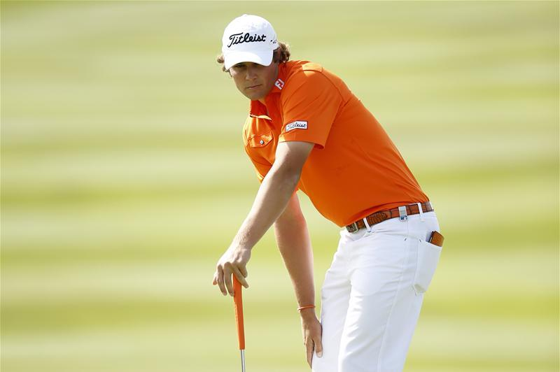 Uihlein Stays Ahead In Nevada