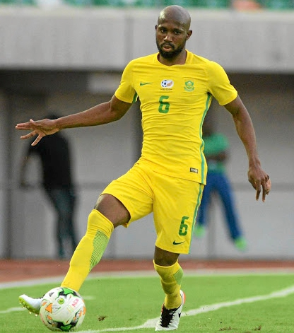 Bafana Defender Mphahlele Confident Of Victory Over Super Eagles